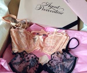 lingerie, bra, and agent provocateur image
