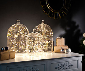 light, christmas, and decor image