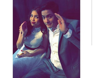 maine mendoza, alden richards, and aldub image