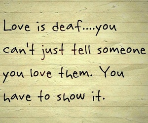 love, quote, and show image