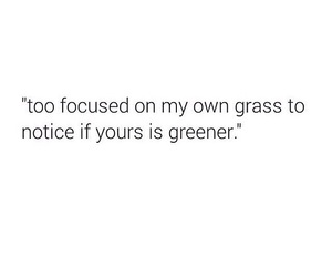 quotes, grass, and text image