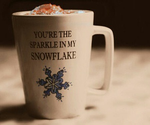 snowflake, christmas, and sparkle image