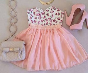 beauty, girly, and clothes image