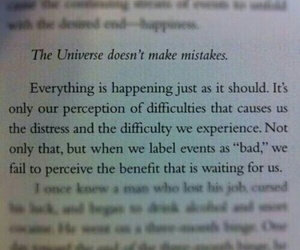 universe, quotes, and life image