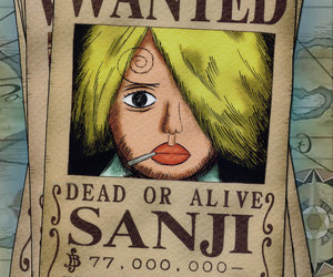 one piece and sanji image