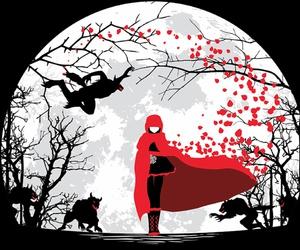 qrow, cute, and rubyrose image