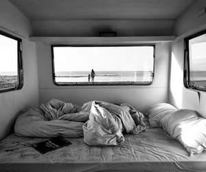 bed, couple, and goals image