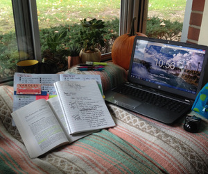 inspiration, notes, and study image