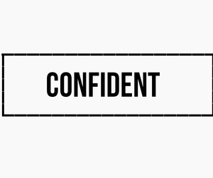 confident, demi lovato, and overlay image
