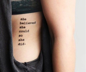 inspiration, side, and tattoo image