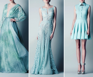 fashion, haute couture, and dress image