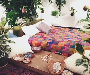 garden, hippie, and nature image