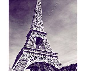 effel tower, france, and paris image