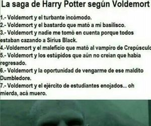 harrypotter and voldemort image