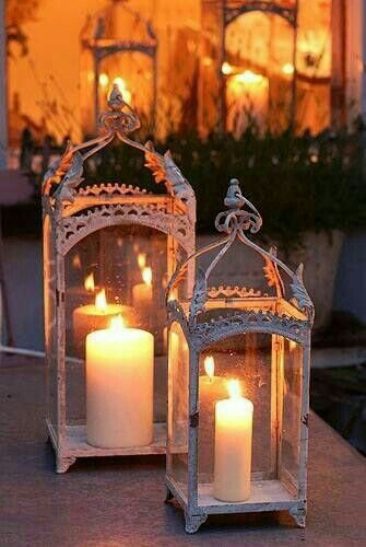 christmas, candles, and glow image