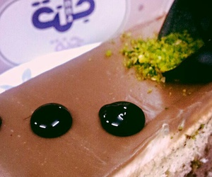 cake, جَنَة, and choclate image