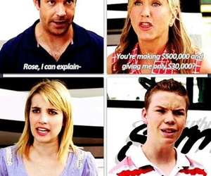funny, we're the millers, and lol image