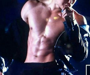 abs, exo, and suho image