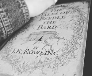 j.k. rowling, livro, and book. libro image