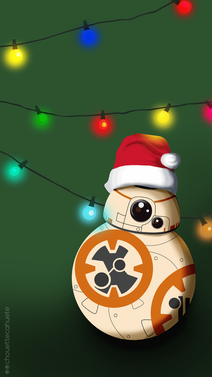 Bb8 Xmas Shared By Coralie Perot On We Heart It