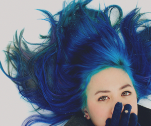 color, colored hair, and hair image