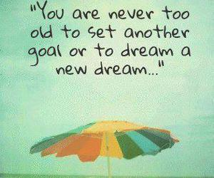quotes, Dream, and goals image