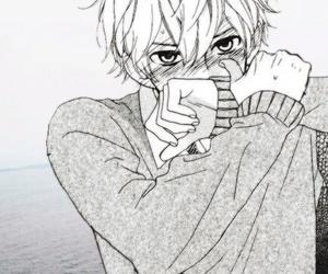 manga, anime, and hirunaka no ryuusei image