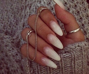 nails, beautiful, and cool image