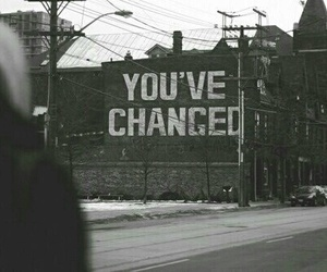 change, quotes, and changed image