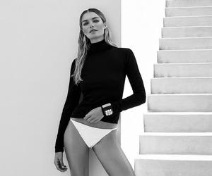 bikini, Elle, and fashion image