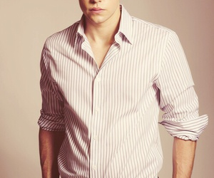 chord overstreet, glee, and Hot image