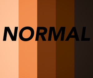 normal and equality image