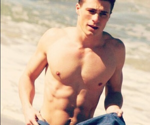 colton haynes, Hot, and boy image