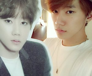 guy, handsome, and jun image