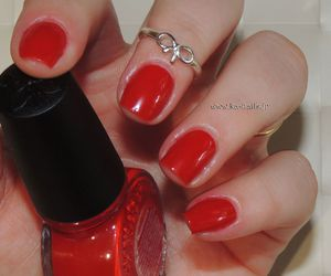 rouge, swatch, and konad image