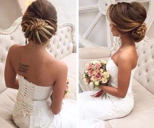fashion, luxury, and wedding image