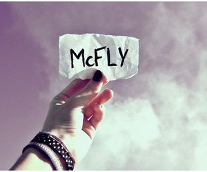 McFly and sky image