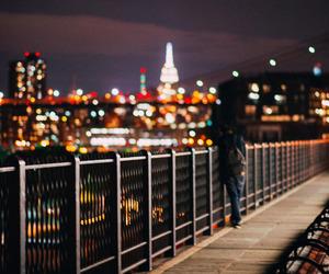 adventure, city, and lights image