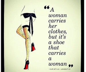 quotes, shoes, and woman image