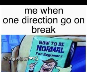 one direction, funny, and normal image