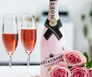 champagne, girly, and pink image