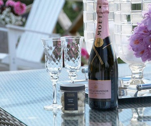 beautiful, champagne, and classy image
