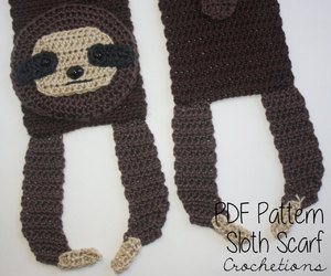 etsy, cute scarf, and crochet scarf image