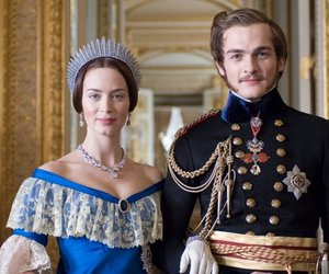 young victoria, Emily Blunt, and Rupert Friend image