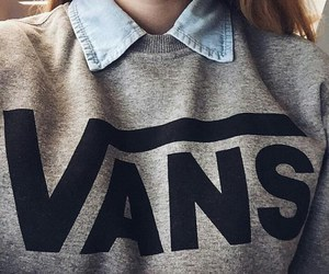 vans, fashion, and outfit image