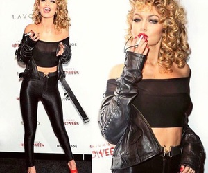 gigi hadid, model, and Halloween image