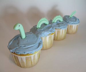blue, food, and nessie image