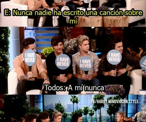 frases, louis tomlinson, and Harry Styles image