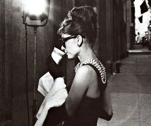 1961, audrey, and Breakfast at Tiffany's image