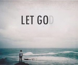 go, let, and trust image